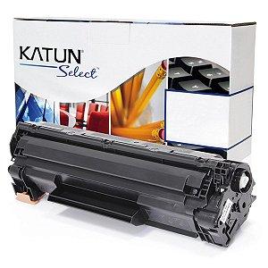 Toner Preto Katun Select LJP 1005, LJP 1006 CB435A CB436A CE285A