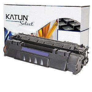Toner Preto Katun p/ uso em HP HP Q7553A | M2727 P2014 P2015 M2727NF P2014N P2015DN P2015X | Katun Select 3k