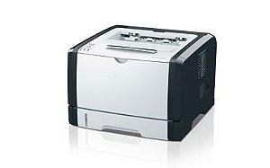 Impressora Ricoh SP 310DNw SP310 | Laser Monocromática com Wireless e Duplex