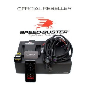 Speed Buster App Bluetooth - BMW 320i 2.0 184 cv