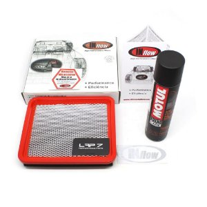 Filtro de Ar Esportivo Inbox Inflow - Suzuki - GM Chevrolet - HPF1450