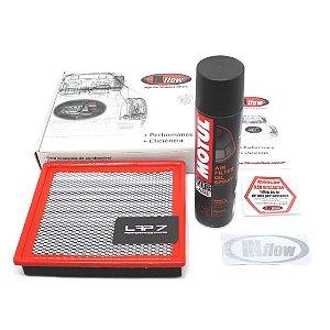 Filtro de ar esportivo inbox Inflow - Ford - HPF2750