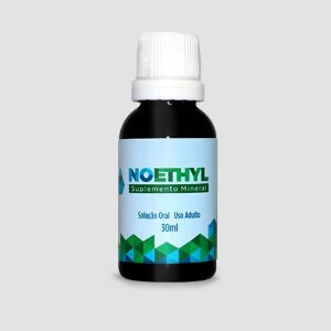 Anti-álcool Noethyl 01 Frasco de 30ml
