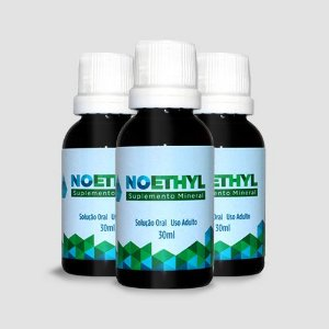 Anti-álcool Noethyl 03 Frascos de 30ml