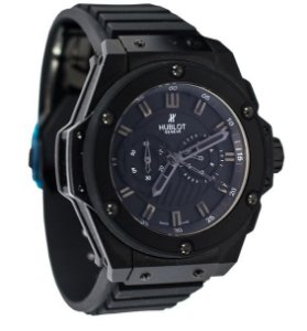 305dc6dd8b7 RELÓGIO HUBLOT BIG BANG - KING POWER (BLACK EDITION)