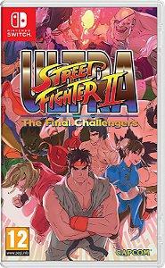 Ultra Street Fighter 2 - The Final Challengers (Seminovo) - Nintendo Switch