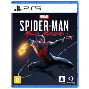 Marvel's Spider Man: Miles Morales (Seminovo) - PS5