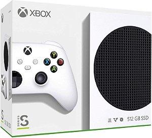 Console Xbox Series S SSD 512GB (Seminovo) - Microsoft