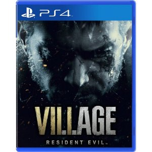 Resident Evil Village (Seminovo) - PS4