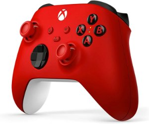 Controle Sem Fio Xbox Pulse Red - Xbox One - Series S/X