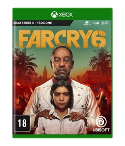 Far Cry 6 - Xbox One - Series S/X