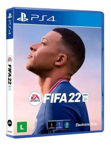 FIFA 22 (Já Disponível) - PS4