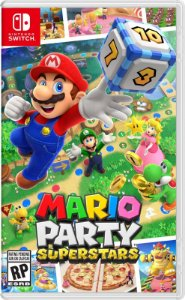 Mario Party: Superstars (Pré Venda) - Nintendo Switch
