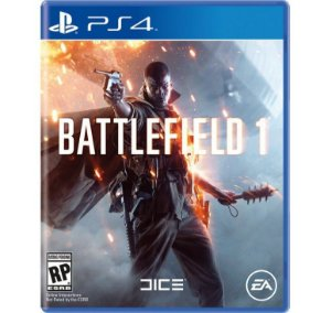 Jogo Battlefield 1 BF1 (Seminovo) - PS4