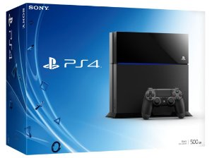 Console PlayStation 4 - 500 Gb - Sony - Preto - Seminovo