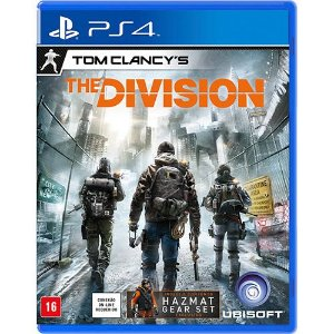 Jogo Tom Clancy's: The Division (Seminovo) - PS4