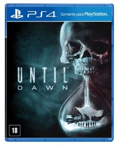 Jogo Until Dawn - PS4 - SEMINOVO
