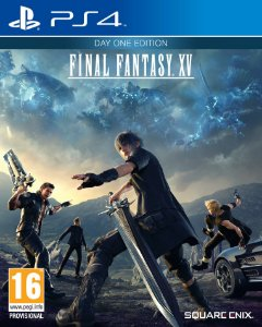 Final Fantasy XV 15 (Seminovo) - Ps4