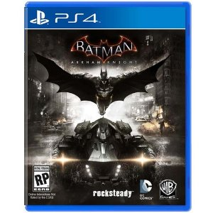 Jogo Batman: Arkham Knight (Seminovo) - PS4