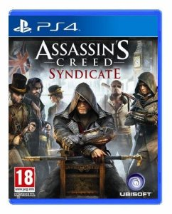 Assassin's Creed Syndicate (Seminovo) - PS4