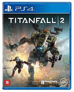 Jogo Titanfall 2 (Seminovo) - PS4