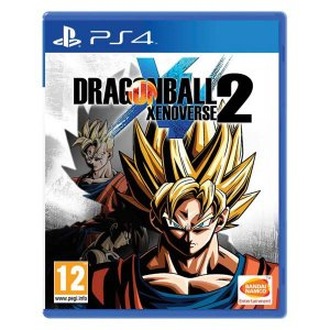Jogo Dragon Ball: Xenoverse 2 (Seminovo) - PS4