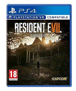 Jogo Resident Evil 7 VII - PS4