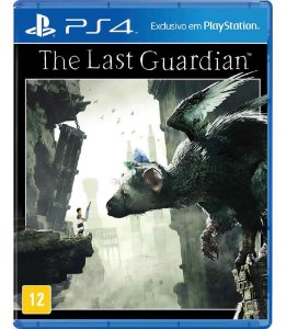 Jogo The Last Guardian (Seminovo) - PS4