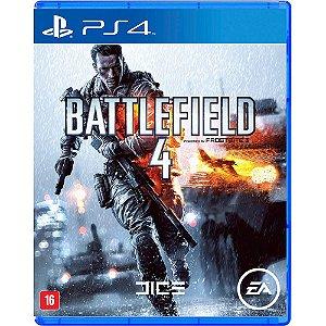 Jogo Battlefield 4 BF4 (Seminovo) - PS4