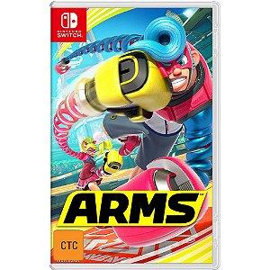 Jogo Arms - Nintendo Switch