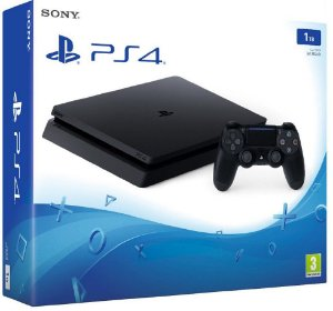 Console PlayStation 4 Slim 1 Tera 1 tb - Sony