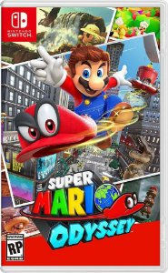 Super Mario Odyssey (Seminovo) - Nintendo Switch