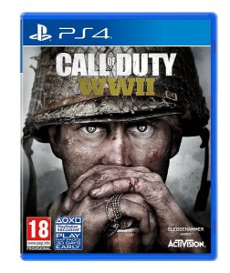 Jogo Call Of Duty World War 2 WW2 - PS4