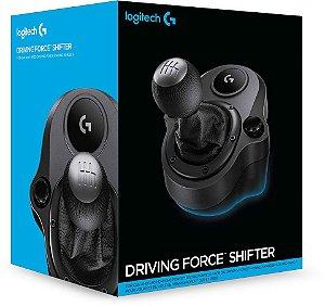 Câmbio Driving Force Gamer para G29 G920 PS3 PS4 e PC - Logitech