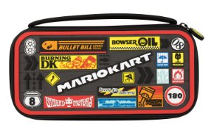 Case Console Switch Deluxe Mario Kart Edition - Switch