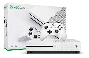Console Xbox One s 4K 1 Tera 1 Tb - Microsoft - (Seminovo)