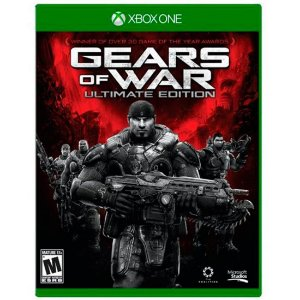 Gears Of War - Ultimate Edition Remasterizado - Seminovo - Xbox One