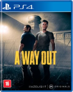 A Way Out (Seminovo) - PS4