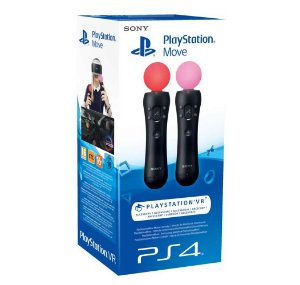 Playstation Move Controle Move Ps4 2 Pack VR - Sony