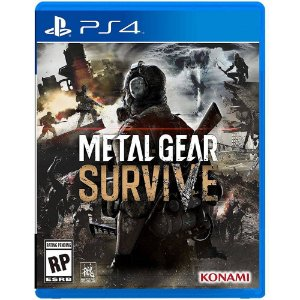 Metal Gear Survive (Seminovo) - PS4