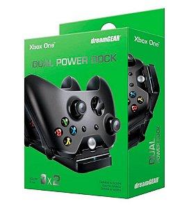 Carregador Dual Power Dock Para Controle de Xbox One - DreamGear
