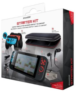 Kit Starter Dreamgear Nintendo Switch