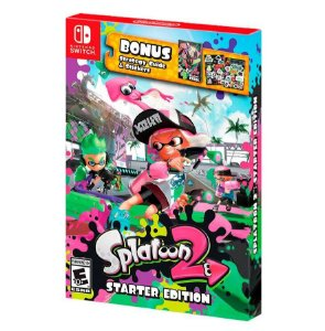Splatoon 2 (Starter Edition) - Nintendo Switch
