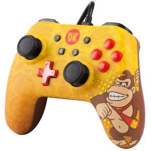 Controle Power A Donkey Kong - Nintendo Switch