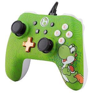 Controle Power A Yoshi - Nintendo Switch