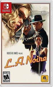 LA Noire - Nintendo Switch