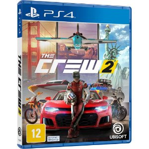 The Crew 2 (Seminovo) - PS4
