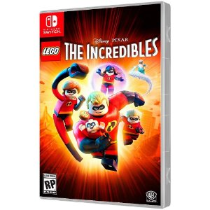 Lego Os Incríveis - Nintendo Switch