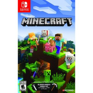 Minecraft (Seminovo) - Nintendo Switch