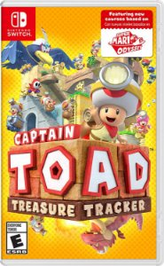 Captain Toad: Treasure Tracker (Seminovo) - Nintendo Switch